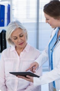 eConsent; tablet; mobile device; clinical research consent