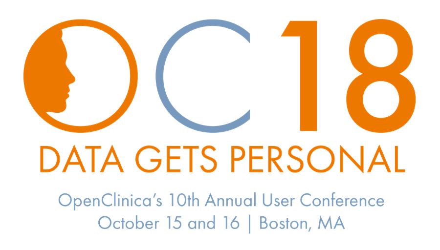OC18 data gets personal logo boston skyline